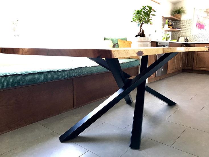 Acacia | Live Edge Dining Table