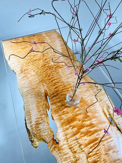 Epoxy Casted | Big Leaf Maple