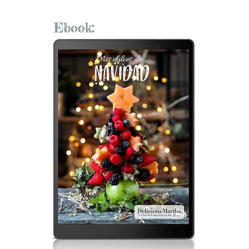 Mis dulces de Navidad (Ebook)