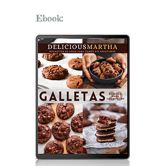 Ebook de galletas