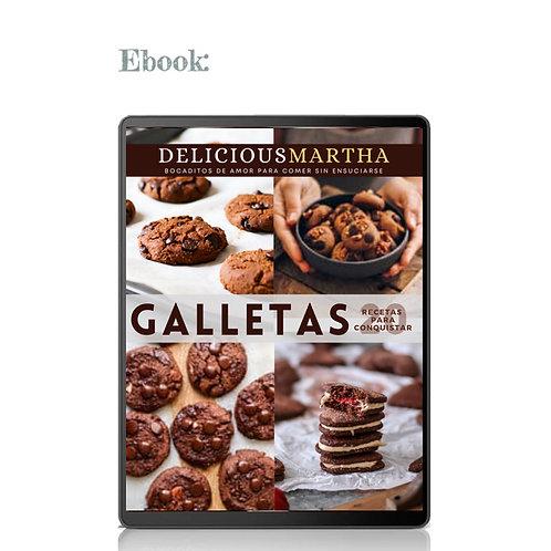 Ebook de galletas