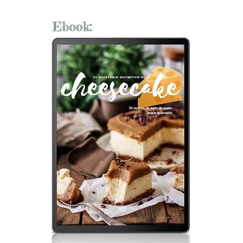 El recetario de cheesecakes definitivo