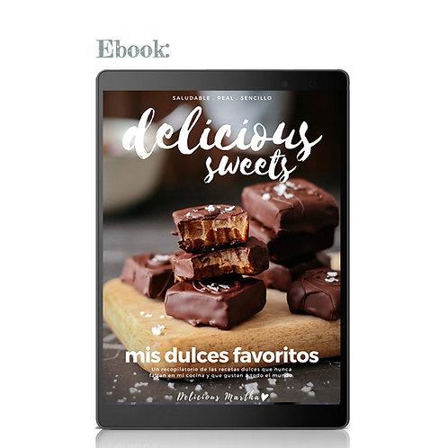 Ebook mis dulces favoritos delicious martha