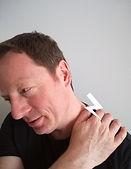 Neck pain, stiff neck