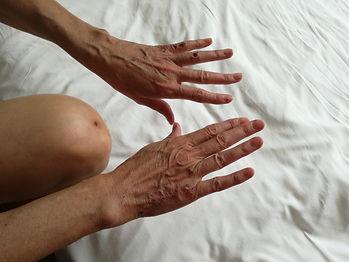 healing injury natural way