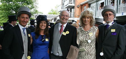 Owners enjoying Royal Ascot