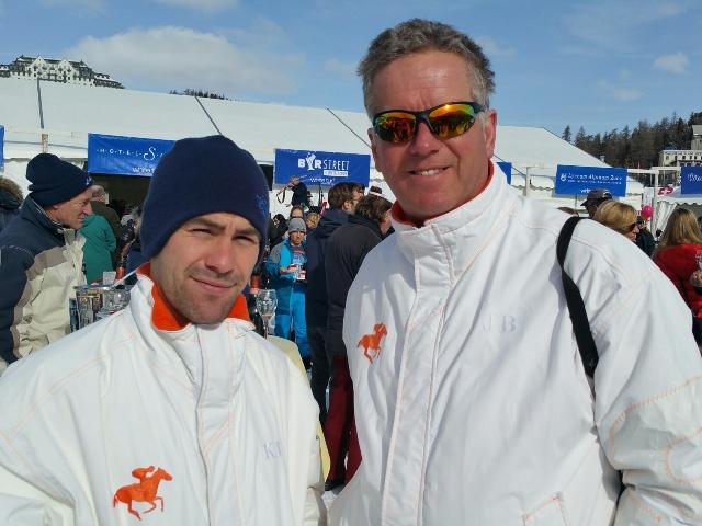Kieren Fox and John Best