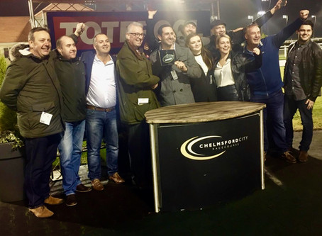 Owners receive early Christmas presents!
