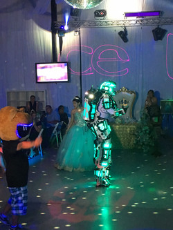 SSE Party Robot