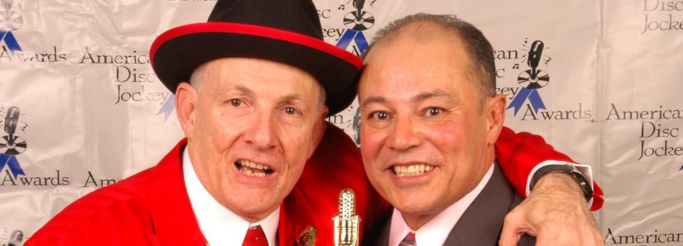 Hall of Famers John Rozz & Ray Mar Mobil