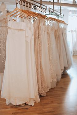 Rhylan Lang Bridal Omaha | Vagabond Wedding Dresses