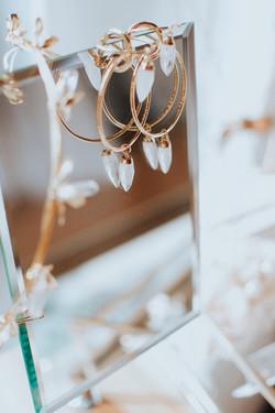 Rhylan Lang Bridal | Boho wedding accessories