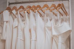 Rhylan Lang Bridal | Crepe Wedding Gowns