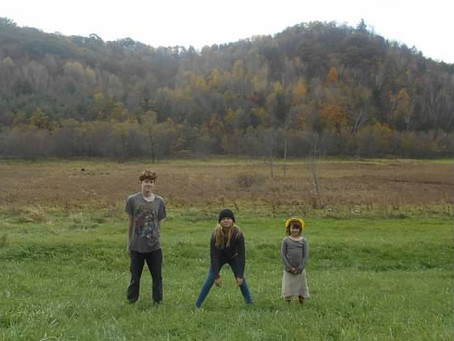 knife throwing and other unschooling adventures