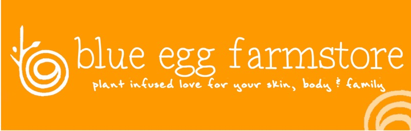 blue egg farmstore: organic & plant infused body care