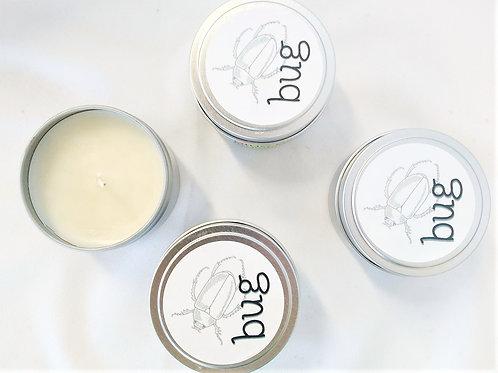 organic bug candle