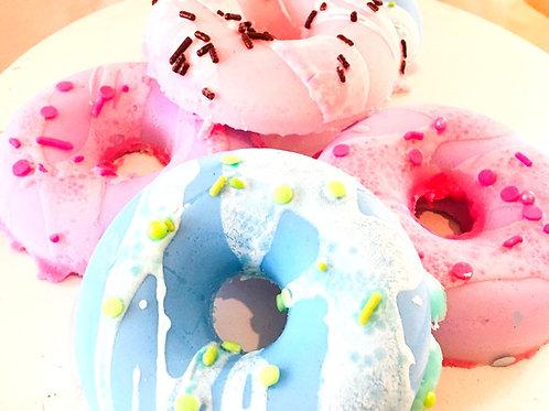 organic coconut milk doughnut soaps