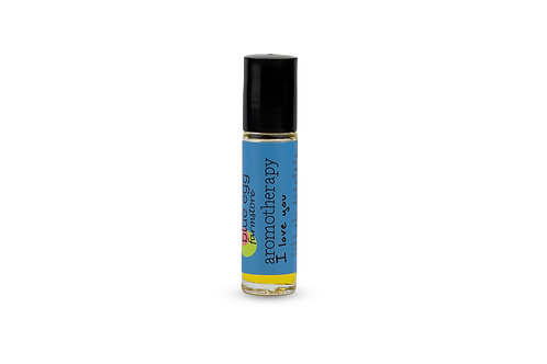 blue egg farmstore I love you roll on aromatherapy essential oils