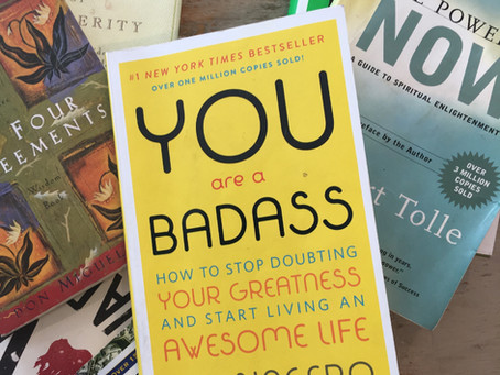 Being a badass (and other books to read this winter)
