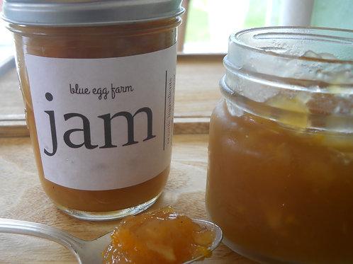 pear and vanilla bean jam