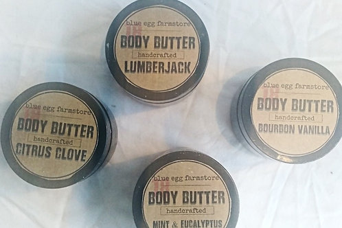 sampler pack: body butters