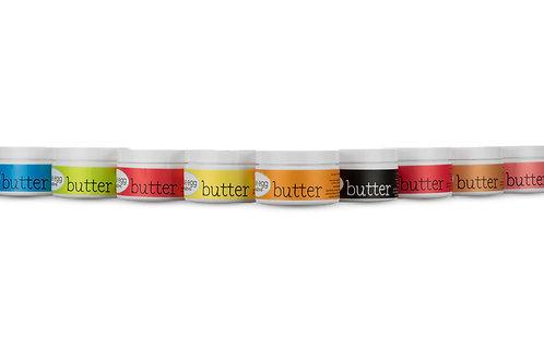 green tea body butters: mix & match minis
