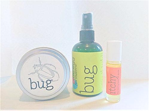 goodbye bugs gift set