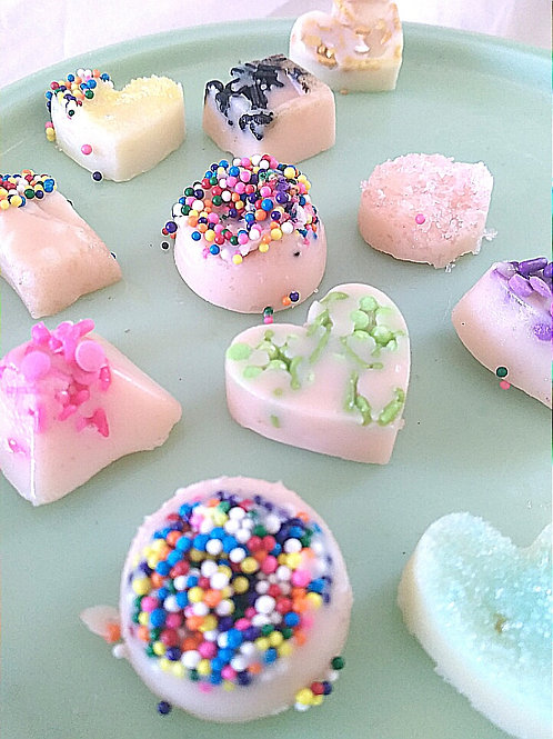 bath candies