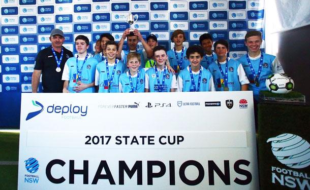 U14 Statecup 2017