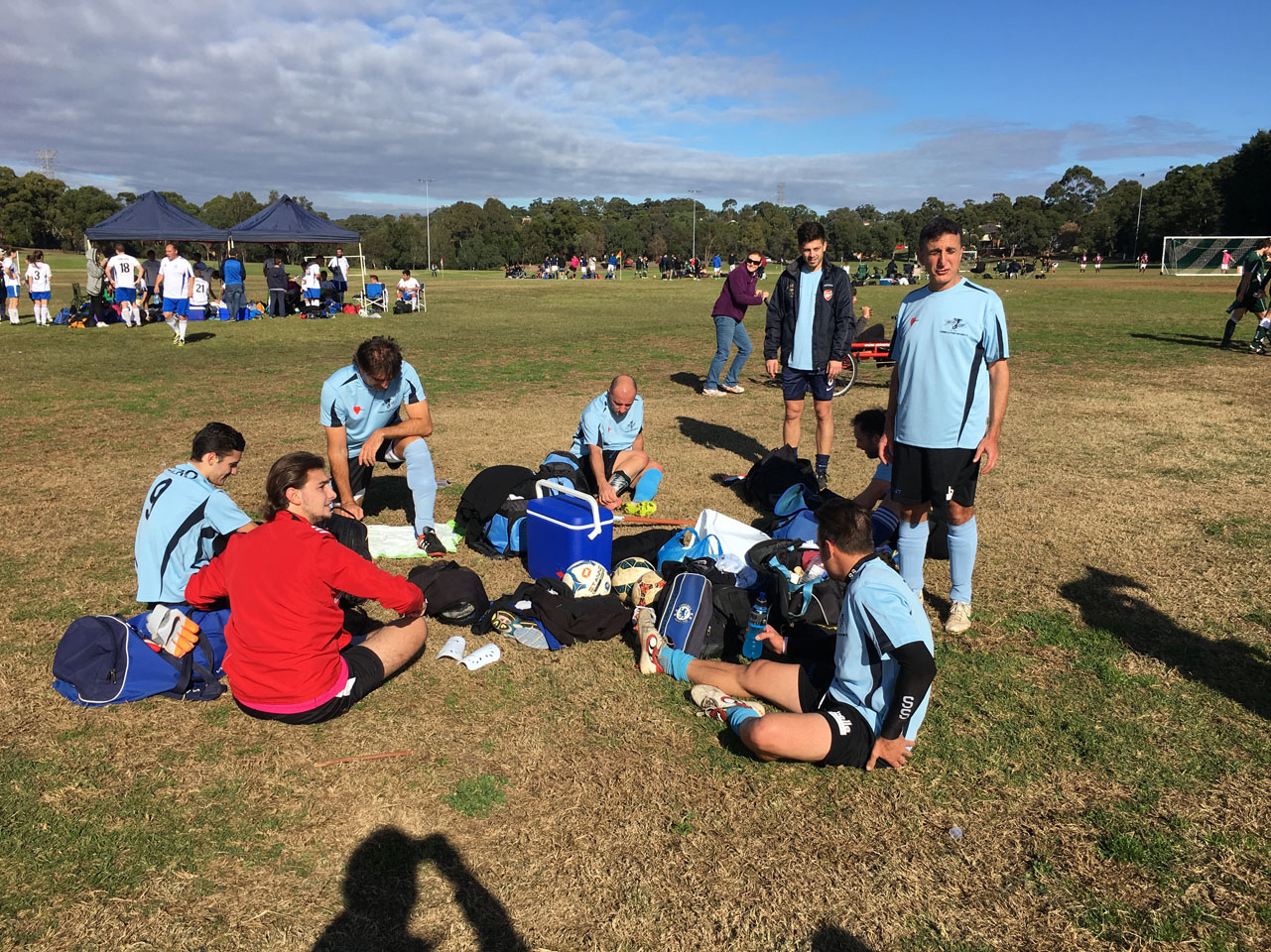 Connells Point Rovers Richo Cup 2016 Team (6)