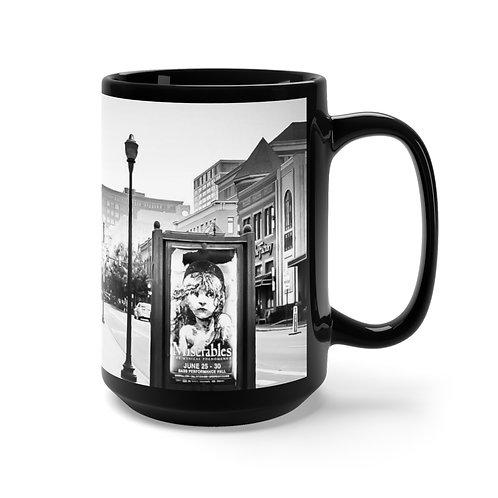 Black Le Mes Mug 15oz
