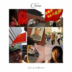 Poster voyage Chine B
