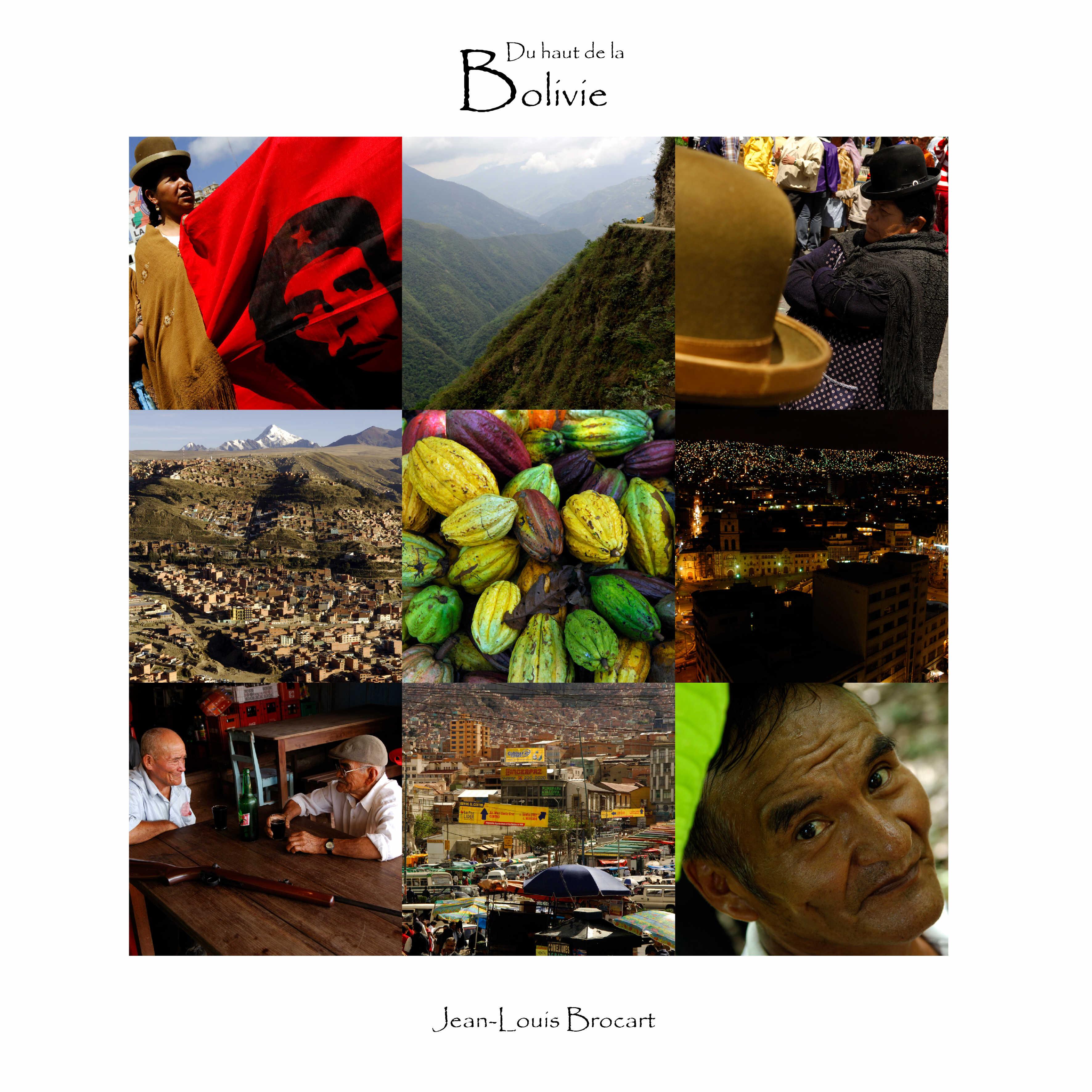 Poster Bolivie b