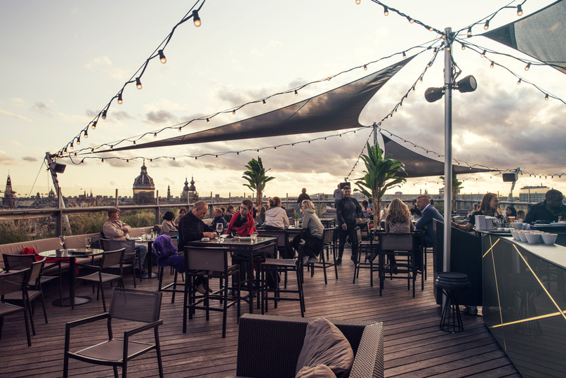 Rooftop Amsterdam