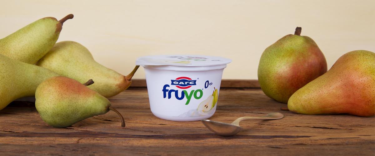 Fage Fruyo Pear