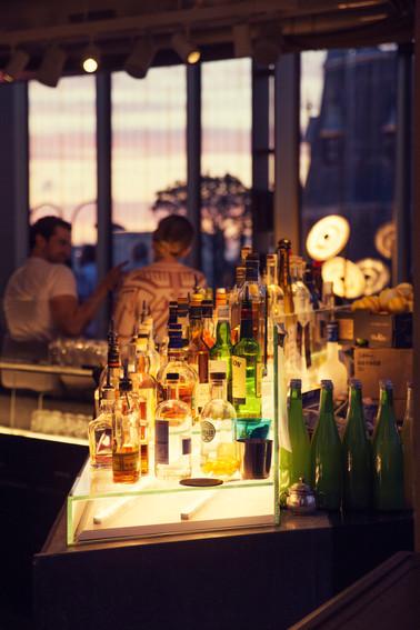 W Hotel rooftop bar Amsterdam