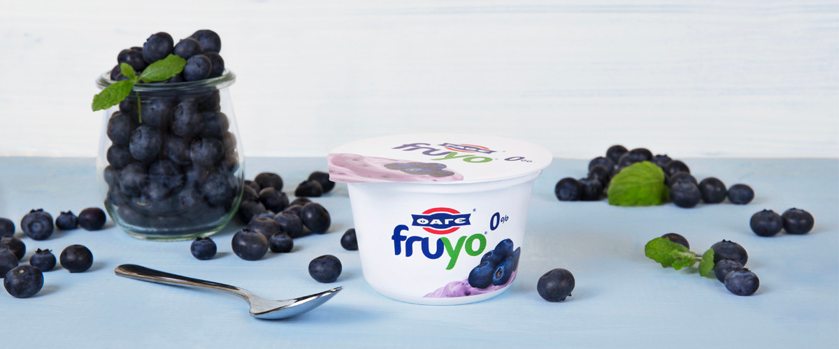 Fage Fruyo Blueberry