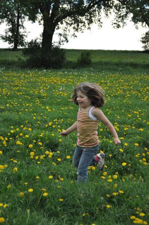 child-running