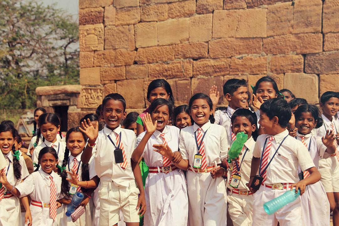 Schoolkids India