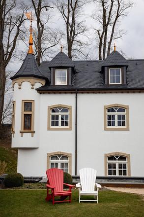 château-urspelt-architecture