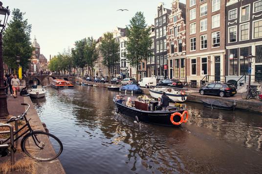 Private Boot tour Amsterdam redlight