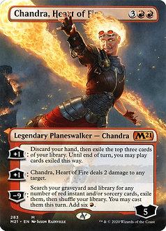 Chandra, Heart of Flame