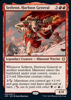 Sethron, Hurloon General (non foil)