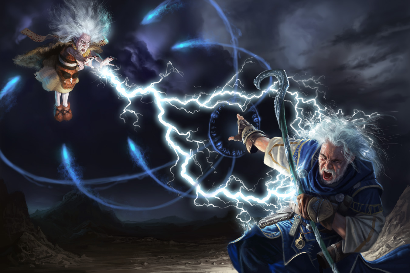Ezren vs Storm Hag