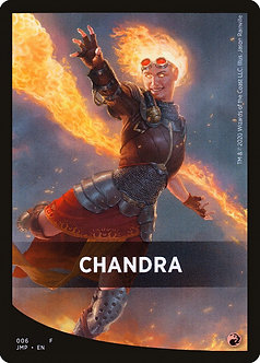 Chandra Front Card