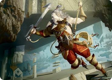 Cliffhaven Sell-sword (art series)