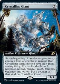 Crystalline Giant (extended art)