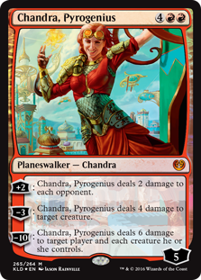 Chandra Pyrogenius