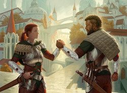 Sworn-companions
