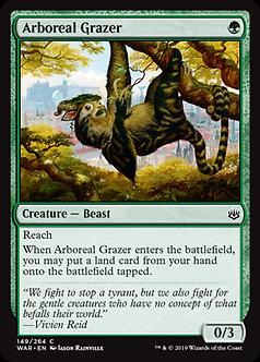 Arboreal Grazer